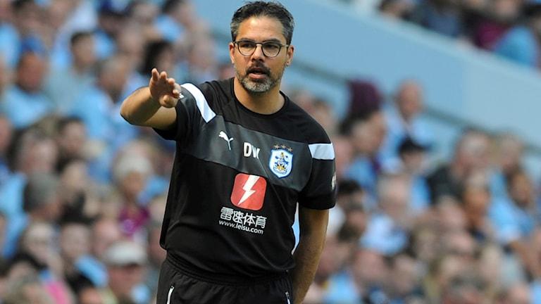 David Wagner har gjort sitt i Huddersfield.