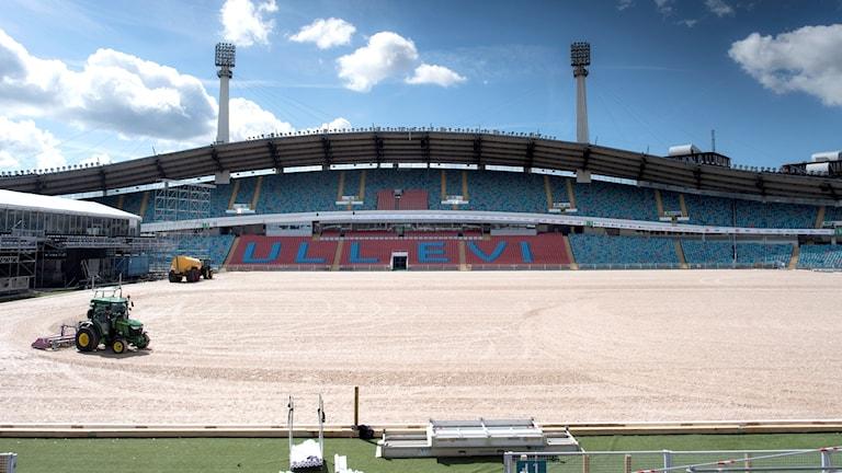 Ridsport-EM i Göteborg pågår mellan den 21 och 27 augusti.