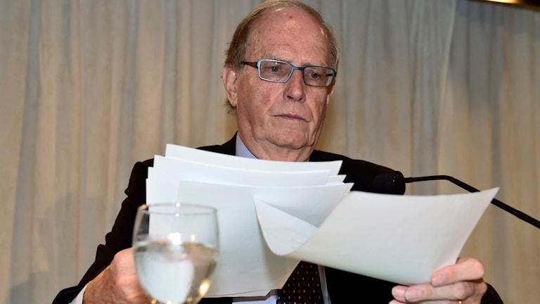 Juristen Richard McLaren