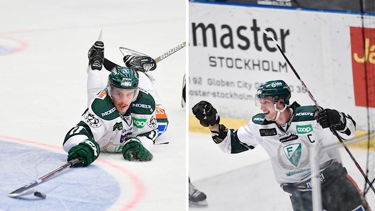 Joakim Nygård och Johan Ryno.