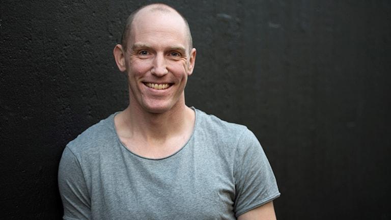 Björn Ferry. Erik Nylander/TT