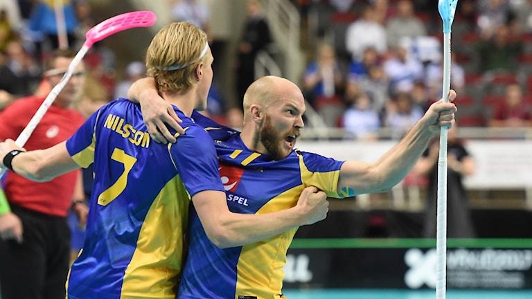 Kim Nilsson och Martin Östholm