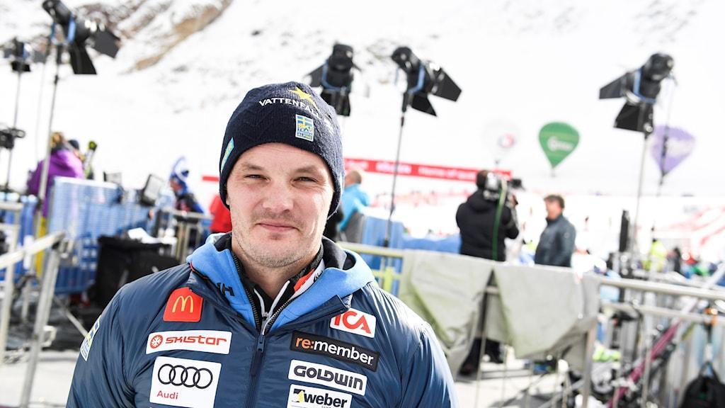 Sveriges alpinchef Tommy Eliasson.