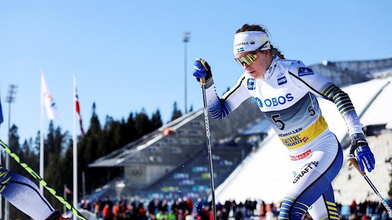 Ebba Andersson Holmenkollen