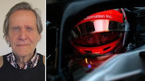 Fredrik af Petersens om stall Haas.