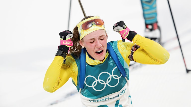 OS Hanna Öberg.