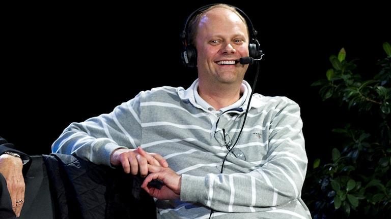 Lasse Granqvist. Claudio Bresciani / TT