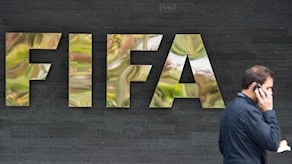 Ny husranssakan vid Fifas högkvarter.