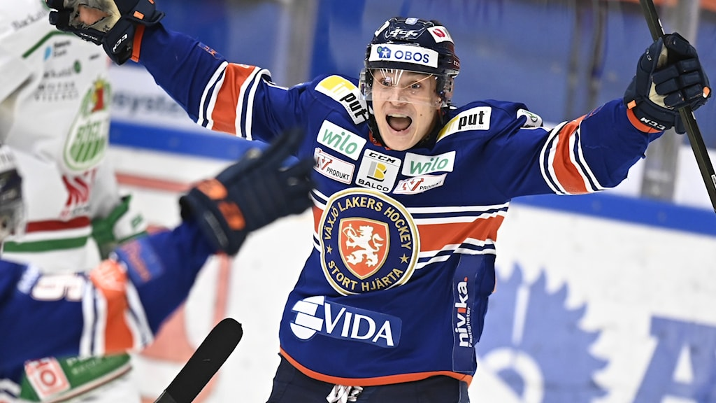 Växjös Pontus Holmberg