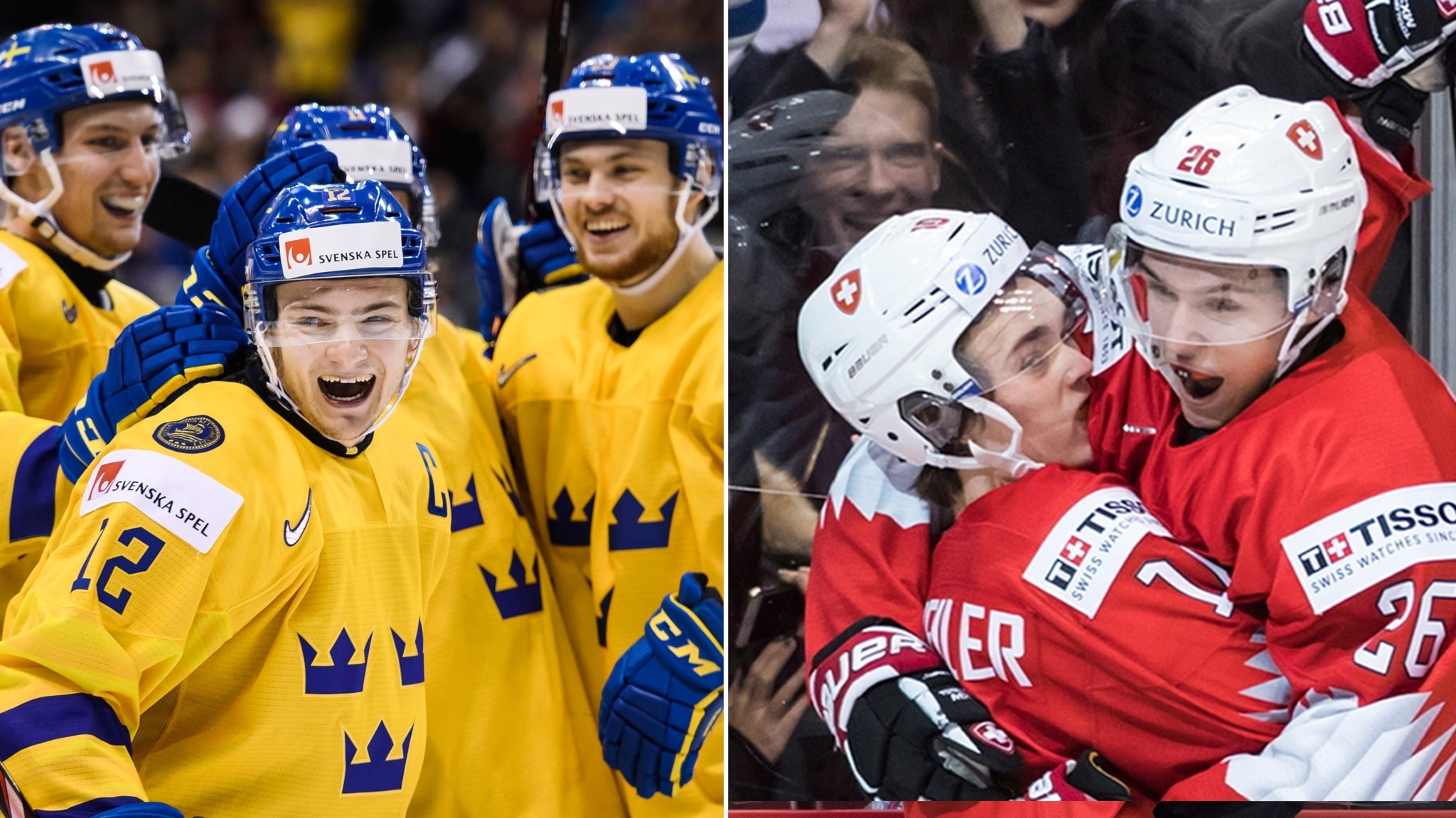 Radiosporten sander hockeyn