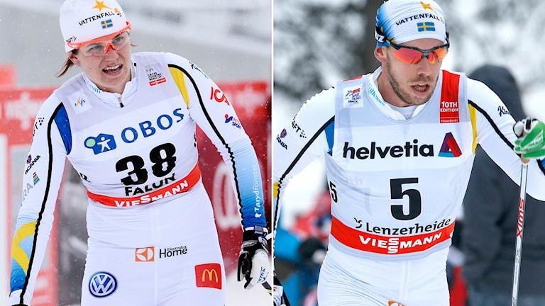 Varken Ida Ingemarsdotter eller Emil Jönsson kommer till start i säsongspremiären.