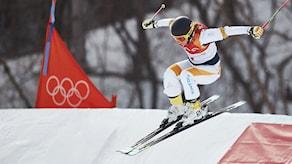 Sandra Näslund blev fyra i OS.