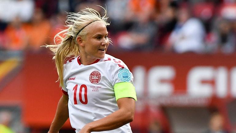 Danmarks Pernille Harder.