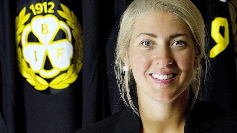 Erika Grahm, Brynäs.
