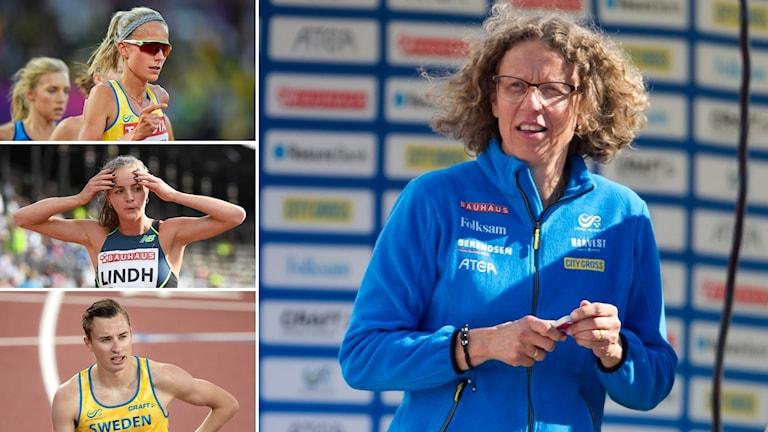 Karin Torneklint bekymrad över svenska skador.