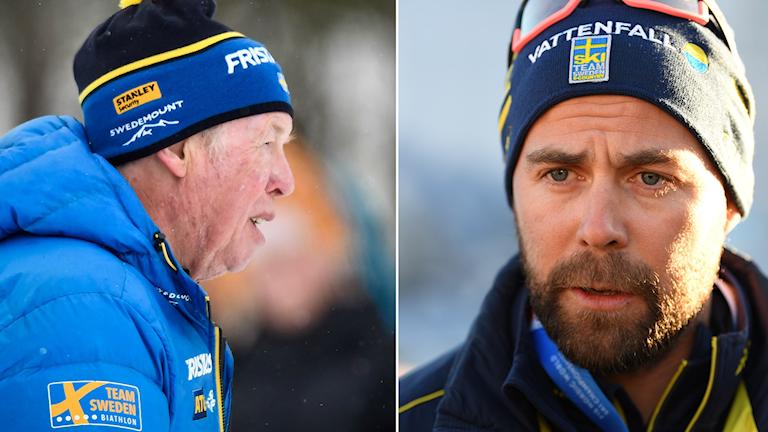 Wolfgang Pichler och Rikard Grip.
