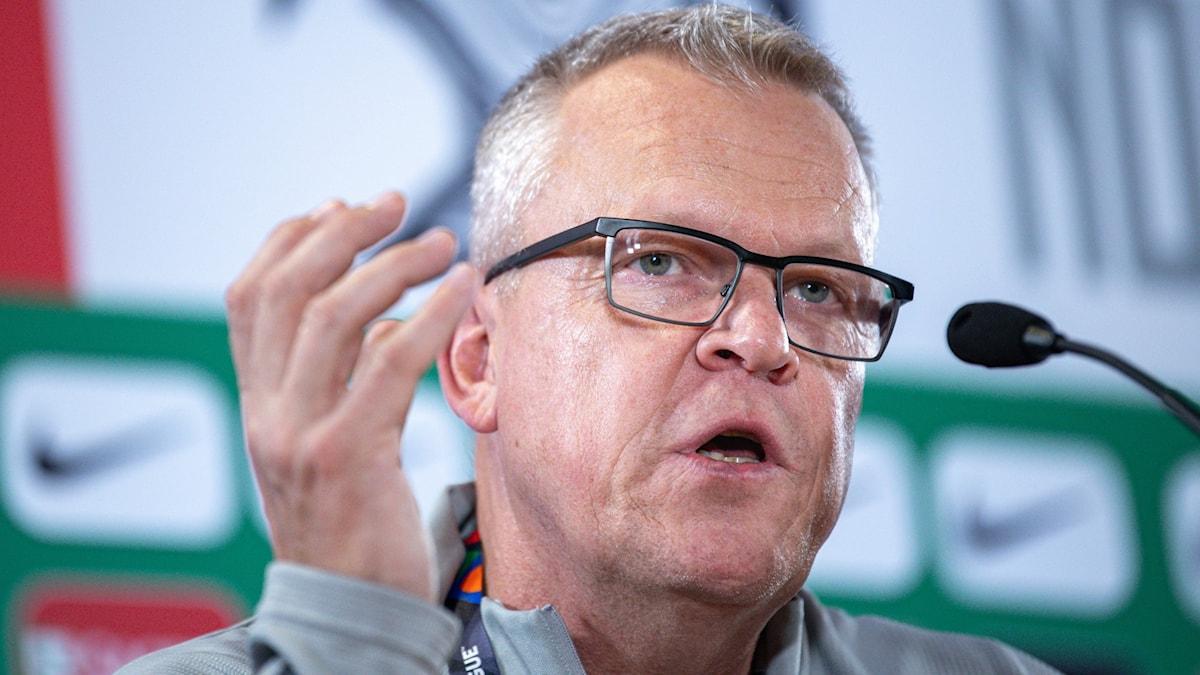 Kritisk Janne Andersson