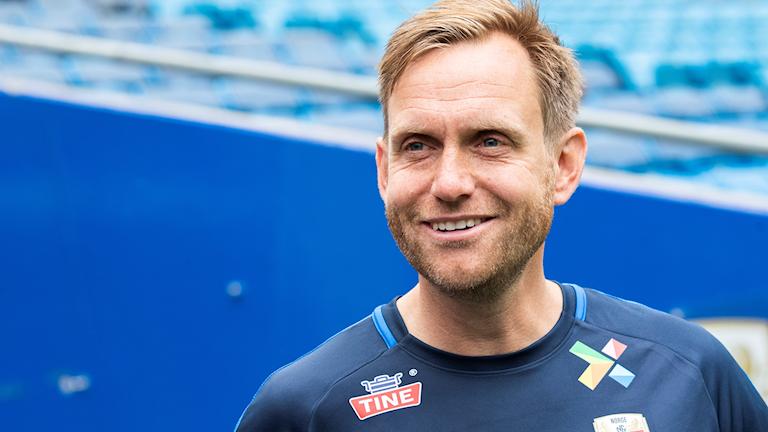 Martin Sjögren stannar som förbundskapten i Norge.