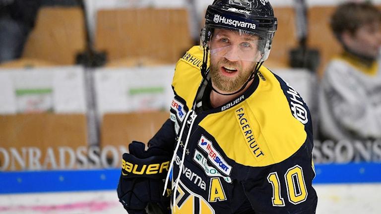 Martin Thörnbergs säsong ser ut att vara över.