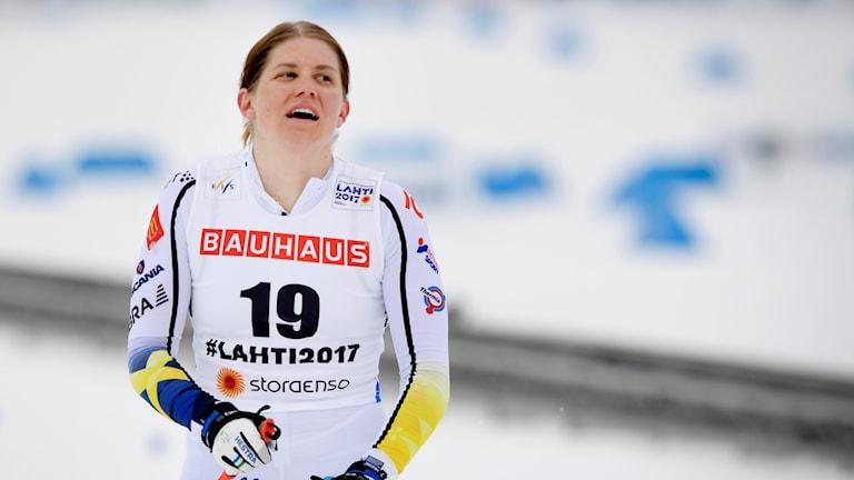 Ida Ingemarsdotter. Anders Wiklund/TT