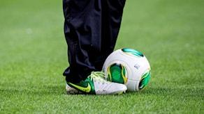 Genrebild fotboll