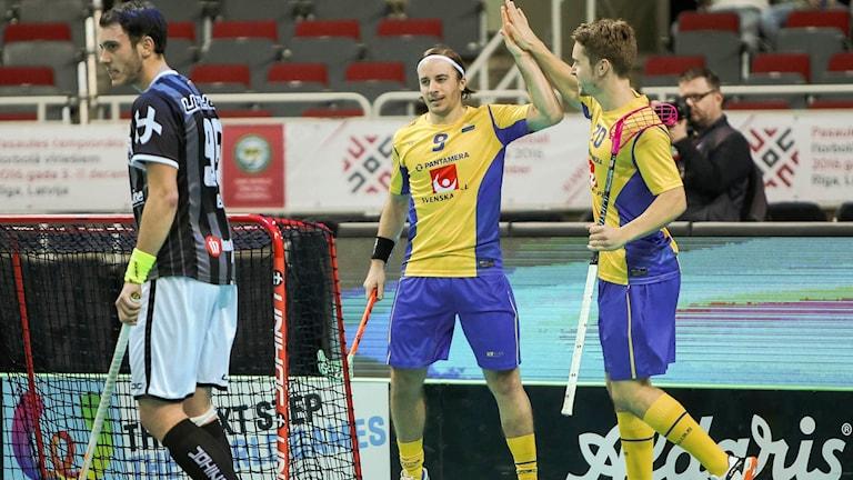 Sverige klart för semifinal.