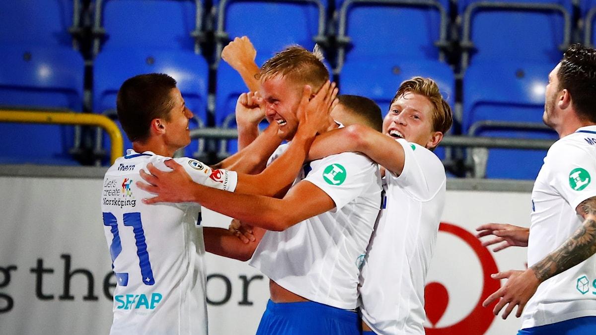 Norrköping vände och vann mot IFK Göteborg.