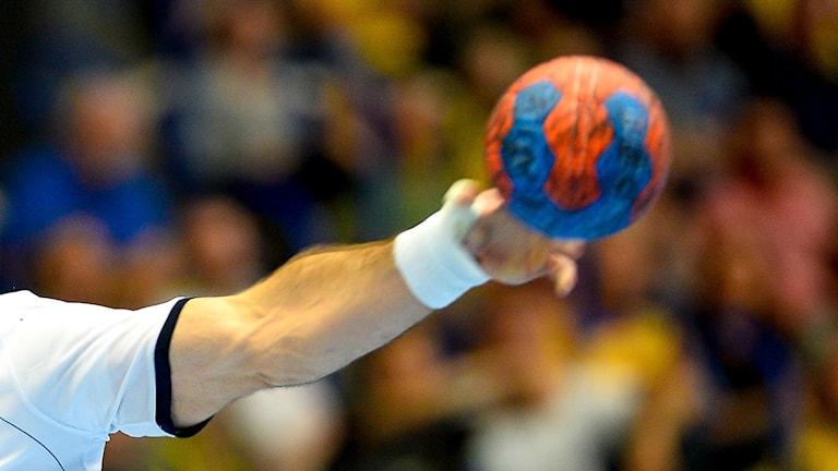 Handboll.