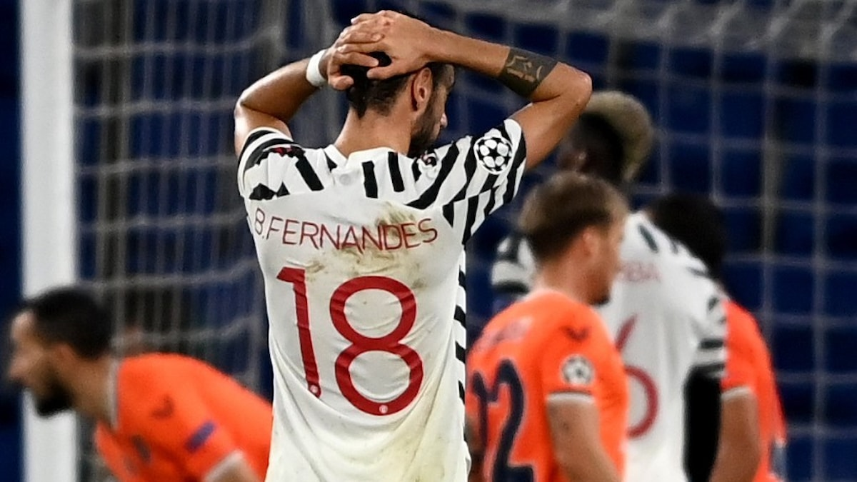 Bruno Fernandes.