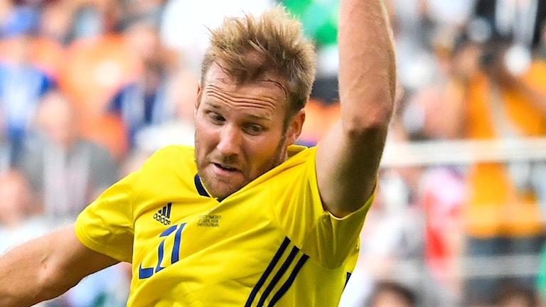 Ola Toivonen är snart redo för spel i Australien.