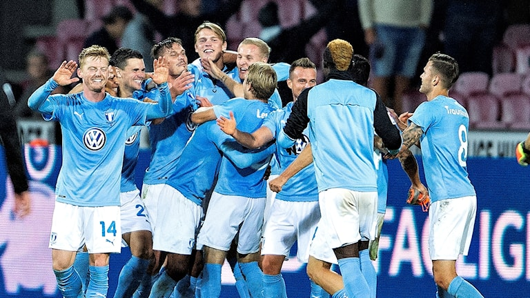 MFF vidare i Europa League.