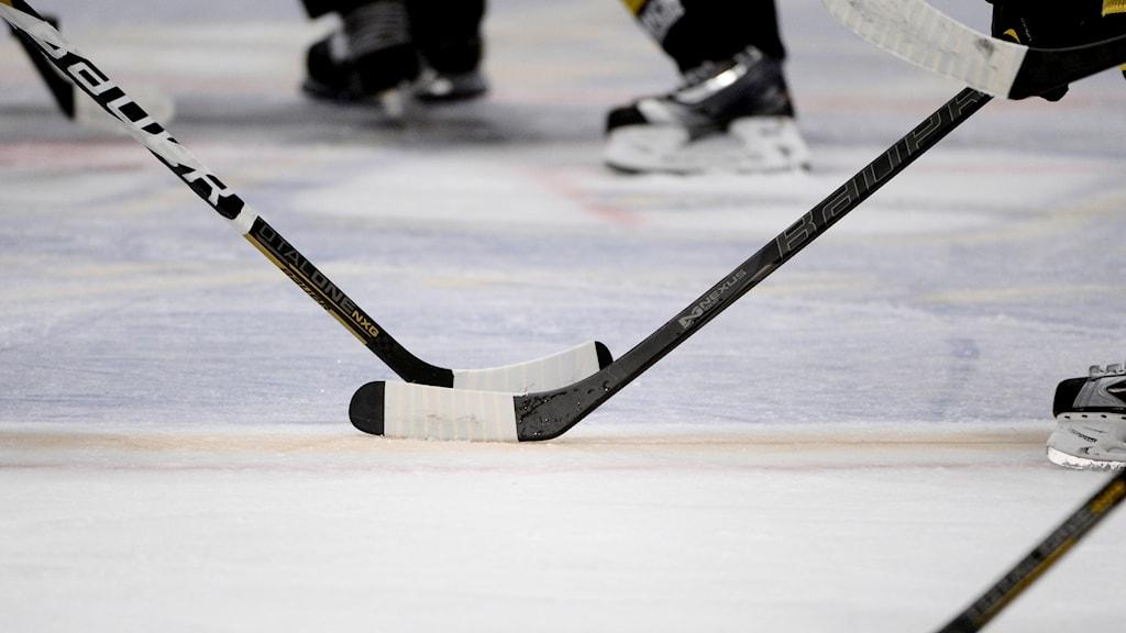 Ishockeyklubbor.