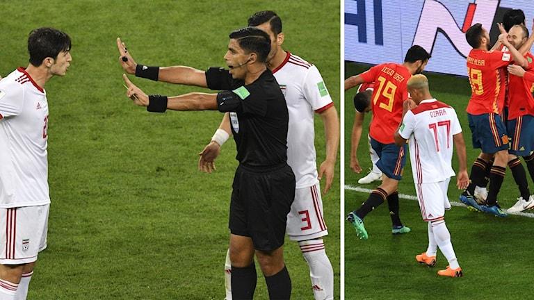 Spanien och Portugal till åttondelsfinal efter VAR-kaos – Marocko ... 6e75e18c0c66a