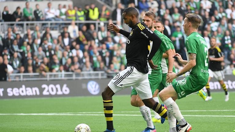 Hammarby-AIK.