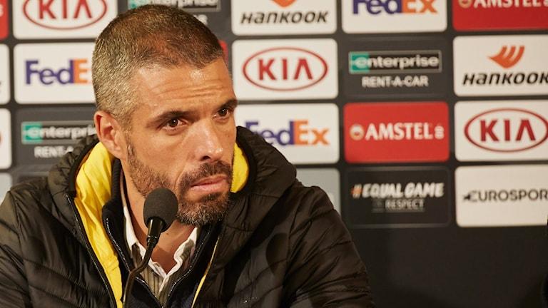 Fabio Celestini sparkas från Lugano.