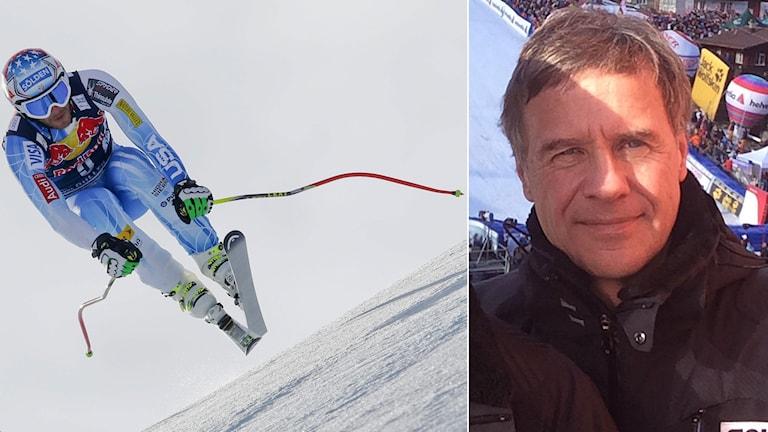 Bode Miller och Torgny Svensson
