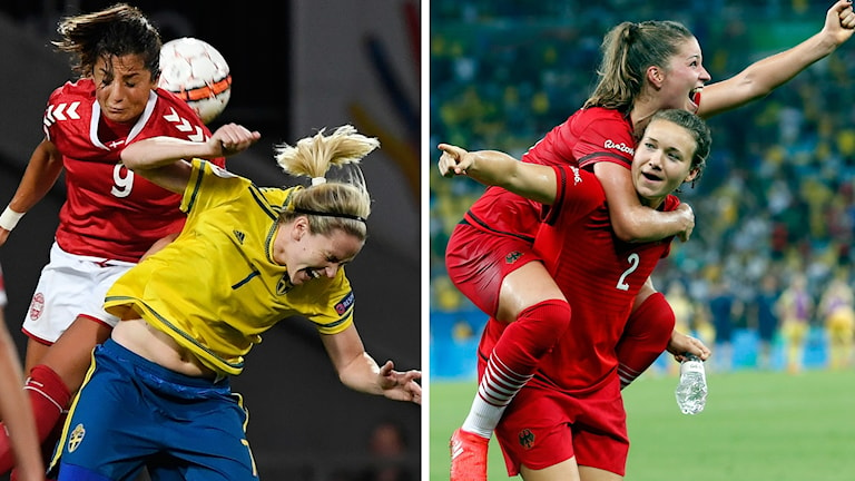 """Tyskland, Danmark och Österrike skulle vara Sveriges """"mardrömslottning"""" i fotbolls-EM, enligt fotbollsexpert Richard Henriksson."""