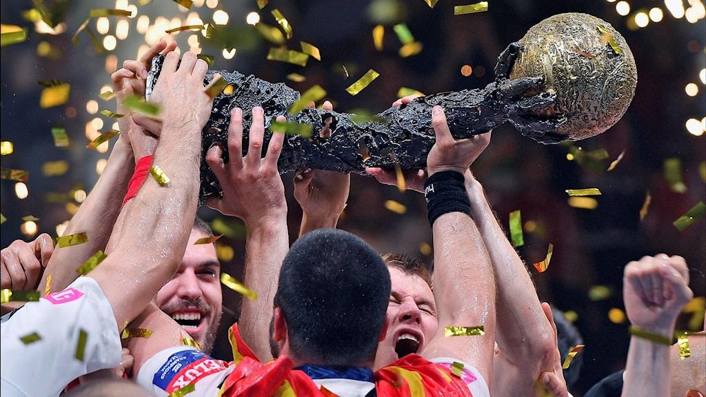 Vardar historiska – vann Champions League