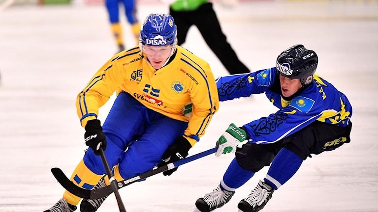 Sverige VM-finalklart.