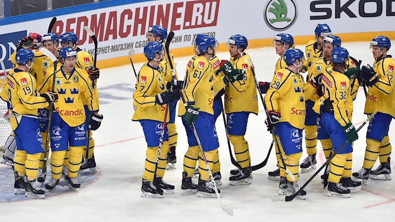Tre Kronor vann Euro Hockey-turneringen.