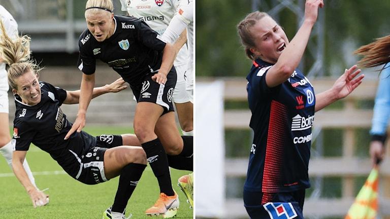 Göteborg och Linköping föll.