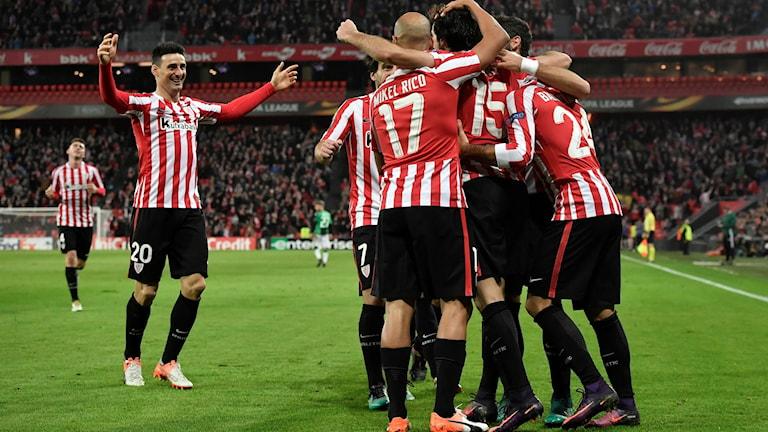 Athletic Bilbao gästar Östersund i kväll.