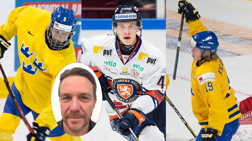 Collage inför JVM - svenska profiler