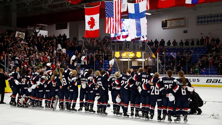 USA vann finalen mot Kanada.