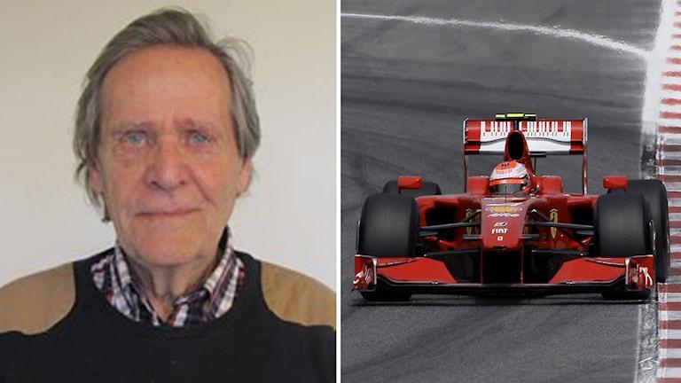 Fredrik af Petersens och Ferrari.