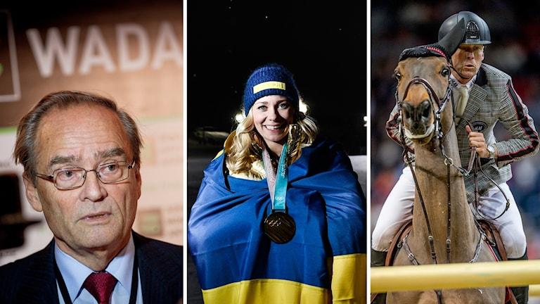 Hästsport, doping och slalom -- det brinner tre av sommarpratarna för.