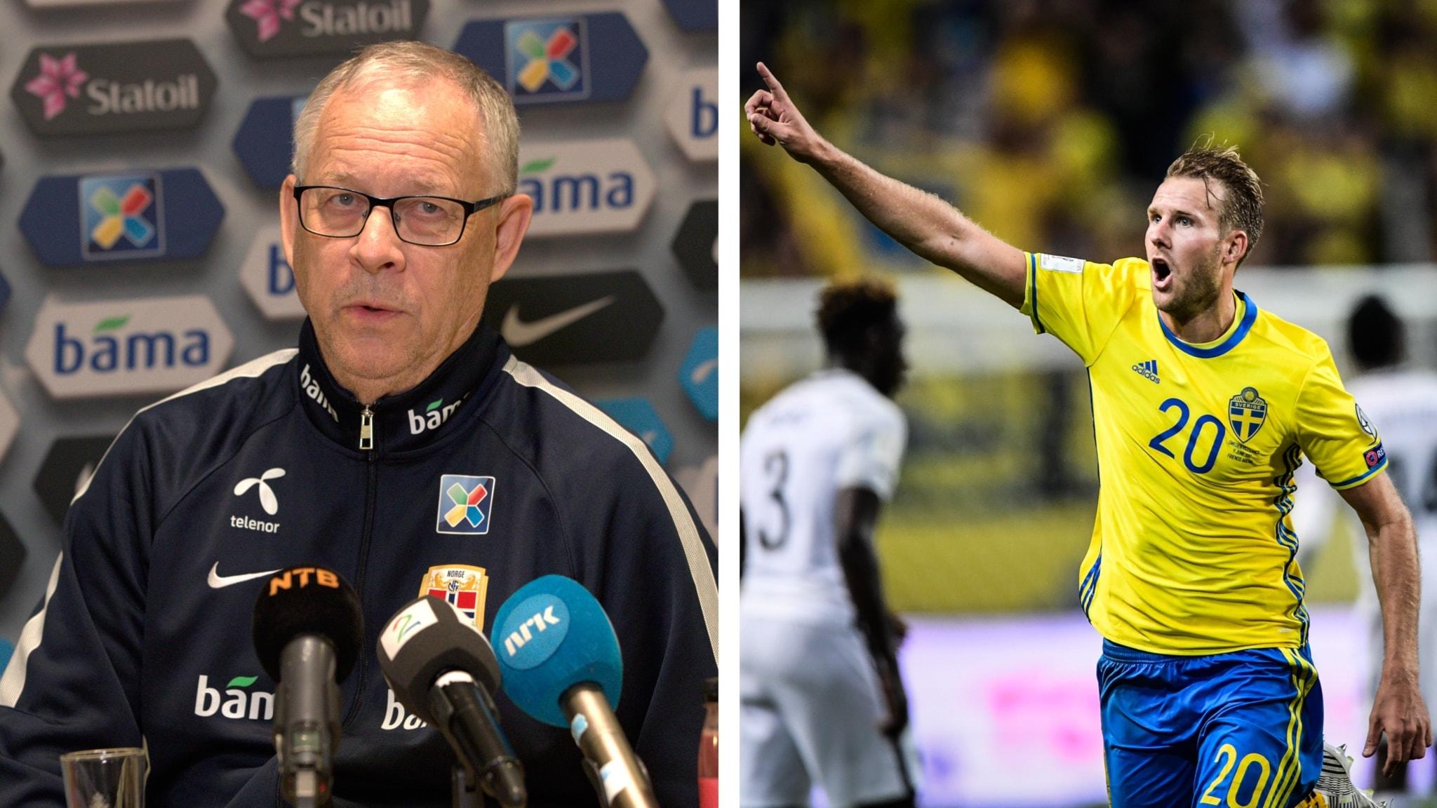 """Lagerbäck imponerad av Sverige  """"Stor mental styrka"""" - Radiosporten ... 00f49f609b410"""
