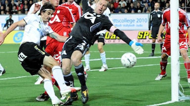 Fotbollsallsvenskan gör VM-uppehåll - Fotboll  5e6795f24f833