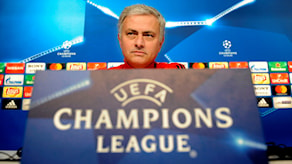 José Mourinho, Manchester United. Foto: CRISTINA QUICLER/TT.