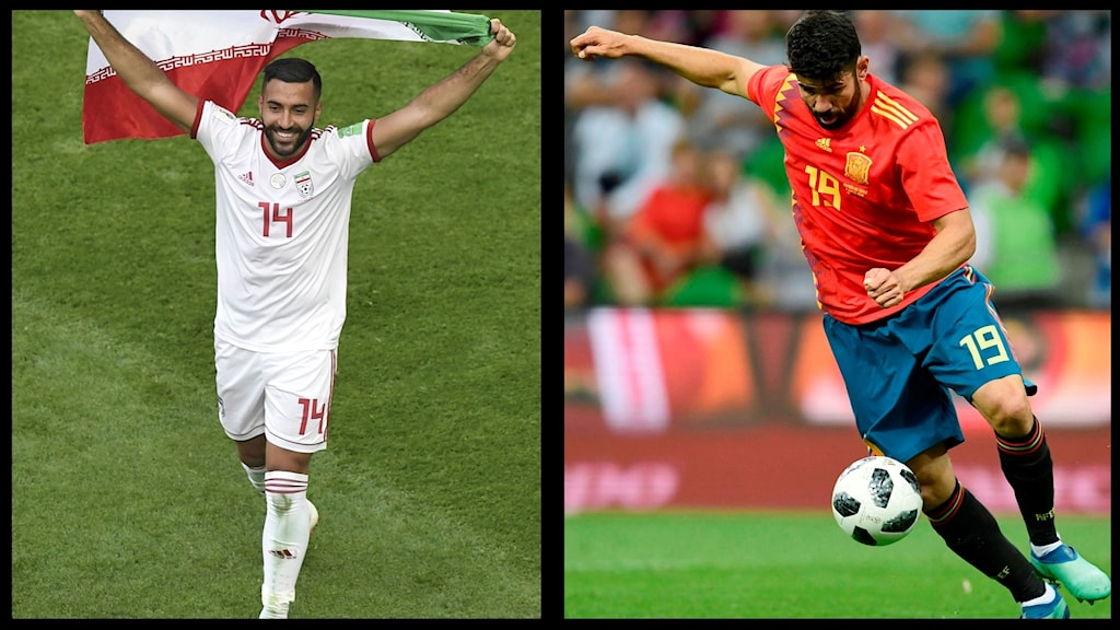 Iran Spanien